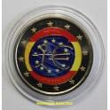2009 - ESPAÑA -2 EUROS  - EMU - COLOR