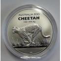 2021 - LEOPARDO - DOLLAR - AUSTRALIA  - PLATA