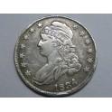 1834 - USA - 1/2 DOLLAR - LIBERTY-  AMERICA