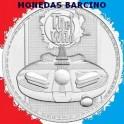 2021 - THE WHO- 2 LIBRAS - GRAN BRETAÑA- ONZA- PLATA- 2 POUNDS