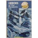 2021- HEROES PANDEMIA - 2 EUROS - MALTA