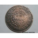 1840 - BUENOS AIRES - 1 REAL - ARGENTINA