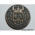 1720- BARCELONA- 4 MARAVEDIS COBRE- FELIPE V