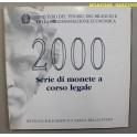 2000- GIORDANO BRUNO - LIRE- ITALIA