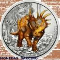 2021 -STYRACOSAURUS - 3 EUROS - AUSTRIA- COLOR
