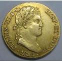 1824 - MADRID - 2 ESCUDOS - FERNANDO VII
