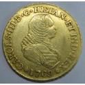1769 - 4 ESCUDOS - POPAYAN -COLOMBIA - CARLOS III