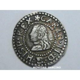 1675 - CARLOS II - REAL CROAT - BARCELONA - ESPAÑA