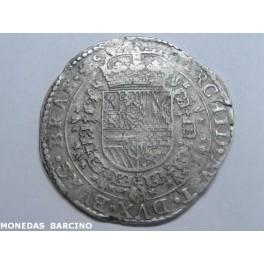 1673- CARLOS II -PATAGON - AMBERES