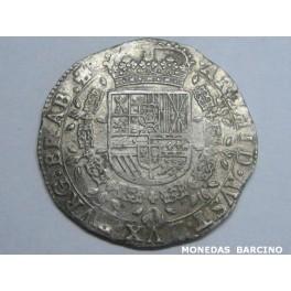 1623 -PATAGON - FELIPE IV- BRUSELAS BELGICA