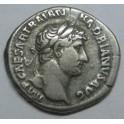 ADRIANO - DENARIO- PLATA