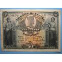 1907 50 pesetas. www.casadelamoneda.com