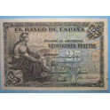 1906, 25 pesetas. www.casadelamoneda.com