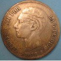 5 Pesetas 1878 DEM. www.casadelamoneda.com
