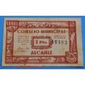 ALCAÑIZ- TERUEL- 1 ptas-www.casadelamoneda.com