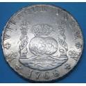 CARLOS III. 1768  Mexico. www.casadelamoneda.com