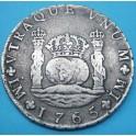 Carlos III. 1765 Lima. www.casadelamoneda.com