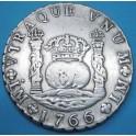 Carlos III. 1766 Lima. www.casadelamoneda.com