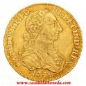 CARLOS III. 8 Escudos. 1765. www.casadelamoneda.com