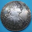 GUATEMALA. 1798. CARLOS IIII. www.casadelamoneda.com