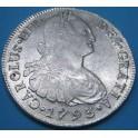 1793 LIMA. 8 REALES. www.casadelamoneda.com