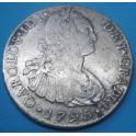 1795 Lima Carlos IV. www.casadelamoneda.com
