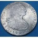 1797 Carlos IV Lima. www.casadelamoneda.com
