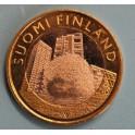 2015 - FINLANDIA - 5 EUROS - NUEVOS-CASADELAMONEDA