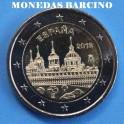 2013 - 2 EUROS - ESPAÑA  - EL ESCORIAL