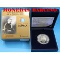 2011- ESPAÑA- 10 EUROS- QUIMICA- PLATA-CASADELAMONEDA.COM