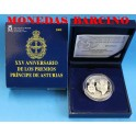 2005-ESPAÑA- 10 EUROS- PRINCIPES DE ASTURIAS