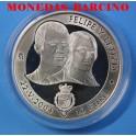 2004- ESPAÑA -10 EUROS - FELIPE Y LETICIA