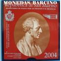 2004 - SAN MARINO - 2 EUROS - BARTOLOMEO BORGHESI -ARQUEOLOGO