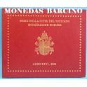 2004- VATICANO -  EUROS - BLISTER-MONEDAS BARCINO