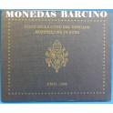 2006 - VATICANO -  EUROS - BLISTER-MONEDAS BARCINO