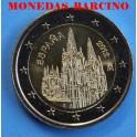 2012 - 2 EUROS - ESPAÑA - CATEDRAL BURGOS