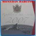 2007 SAN MARINO- EUROS