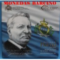 2012- SAN MARINO - EUROS- BLISTER- PASCOLI