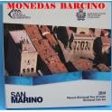 2014- SAN MARINO - EUROS- BLISTER- COIN SET