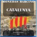 2014- CATALUNYA - EUROS - PRUEBA NUMISMATICAS