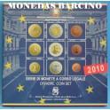 2010 - ITALIA -  EUROS - BLISTER- MONEDAS BARCINO