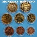 2008 - SAN MARINO - EUROS - COLECCION