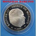2004 - MONACO - 5 EUROS - RAINIERO