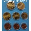 2002 - PORTUGAL - EUROS - COLECCION