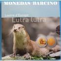 2011 - LUXEMBURGO - 5 EUROS - NUTRIA