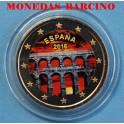 2016 - ESPAÑA - 2 EUROS - SEGOVIA