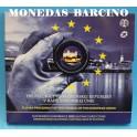 2016 - ESLOVAQUIA - EUROS- BLISTER