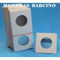 CARTONES PARA MONEDAS - 2 EUROS