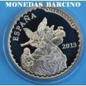 2013 -10 EUROS - ESPAÑA - VICENTE LOPEZ