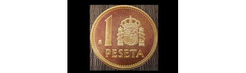 J. CARLOS I.  PESETAS
